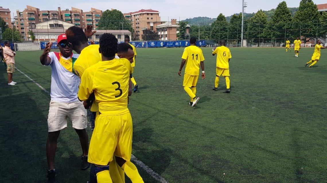 Africa Cup Torino: il programma dei quarti di finale