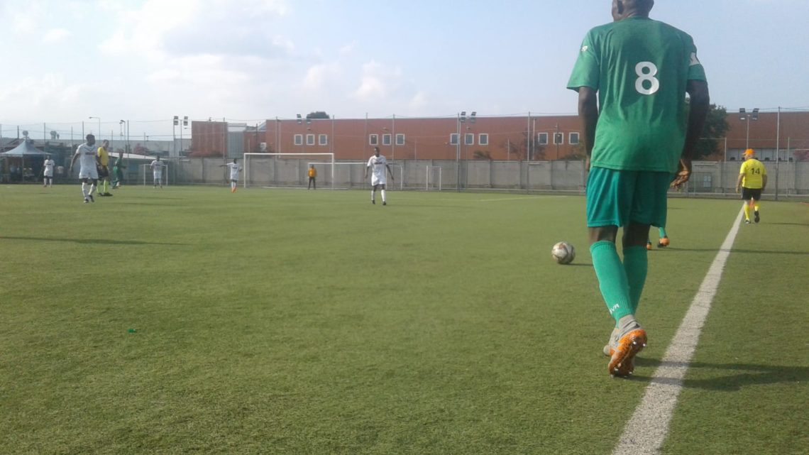 Senegal campione dell'Africa Cup Torino 2018!