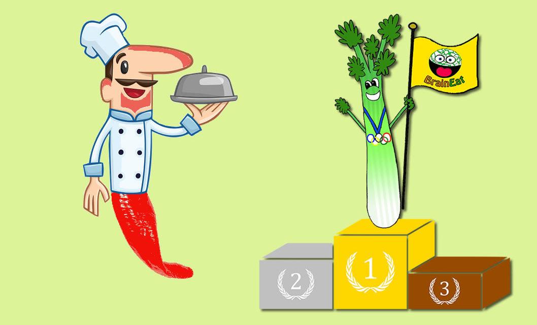 Il sedano raccontato da Peperoncino cuoco Sopraffino