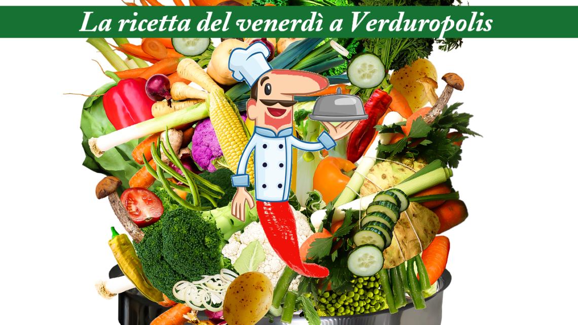 La ricetta del venerdì: oggi a Verduropolis le zucchine in carpione