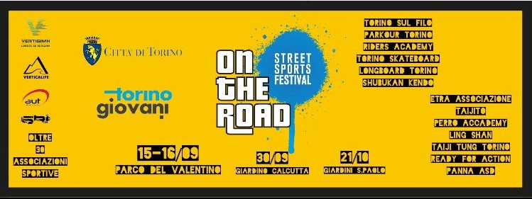 On the Road Street Sports Festival 2018… e Braineat c'è!