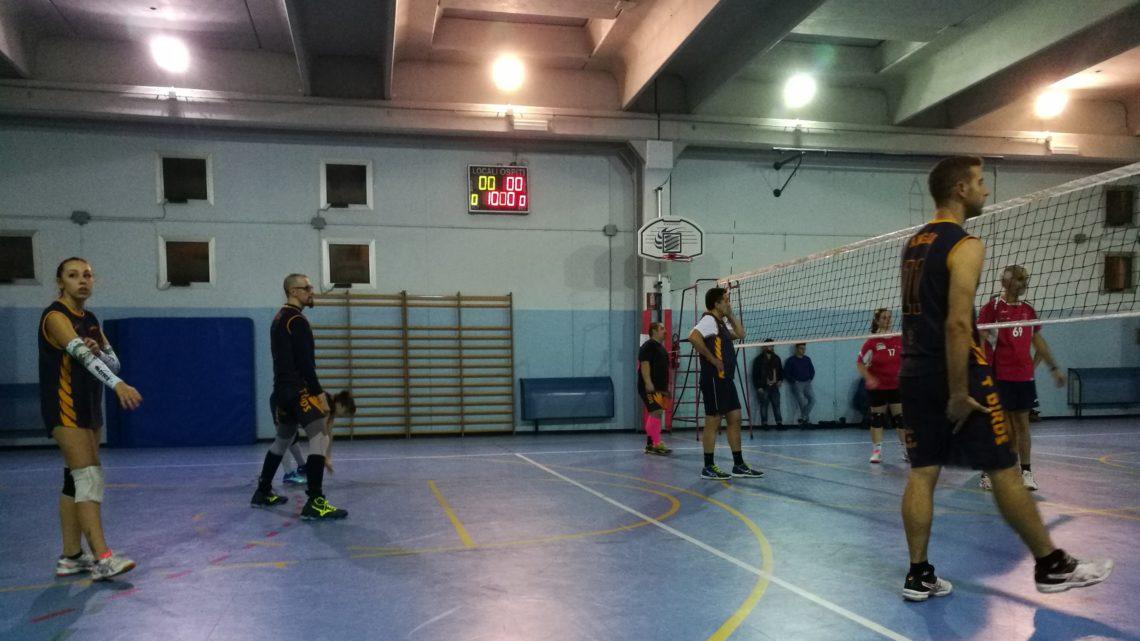 Inizio entusiasmante per la 5P BE T Birt Volley
