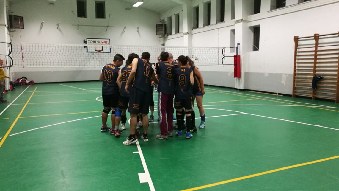 5P BE T Birt Volley vince… con un po' di suspense
