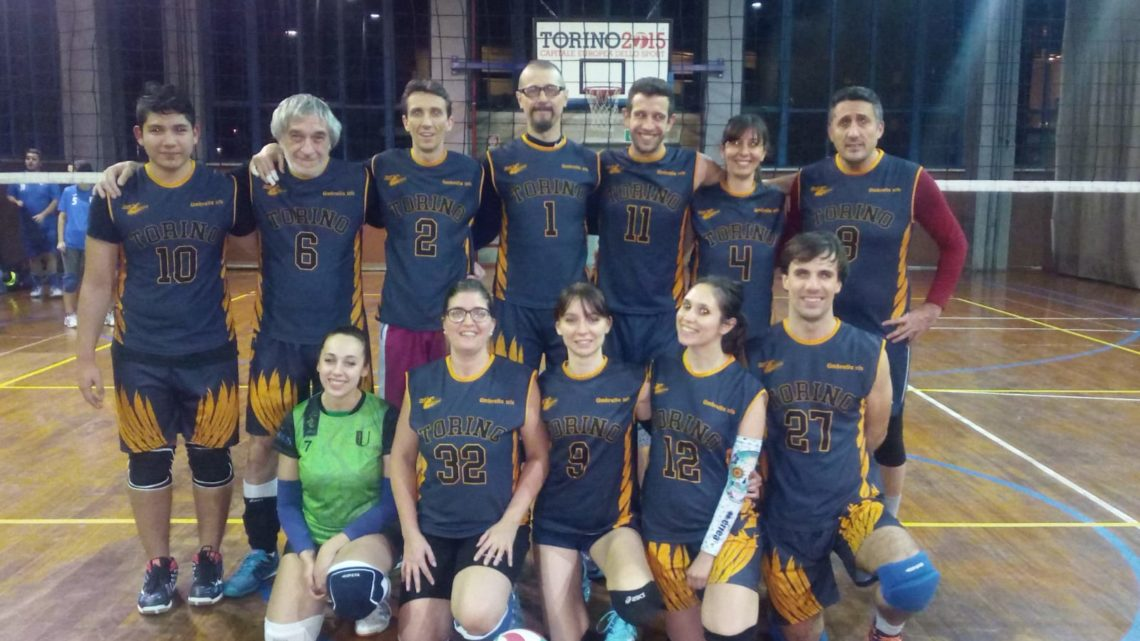 BrainEat Volley riesce a battere anche l'Open Sant'Anna!