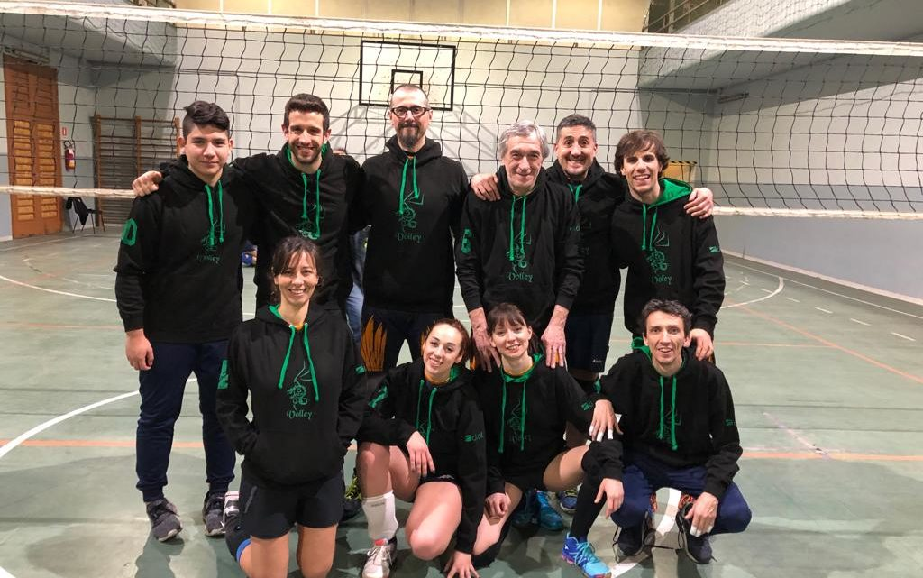 Riprende la marcia trionfante di BrainEat Volley! Absinthe battuto 3-1!