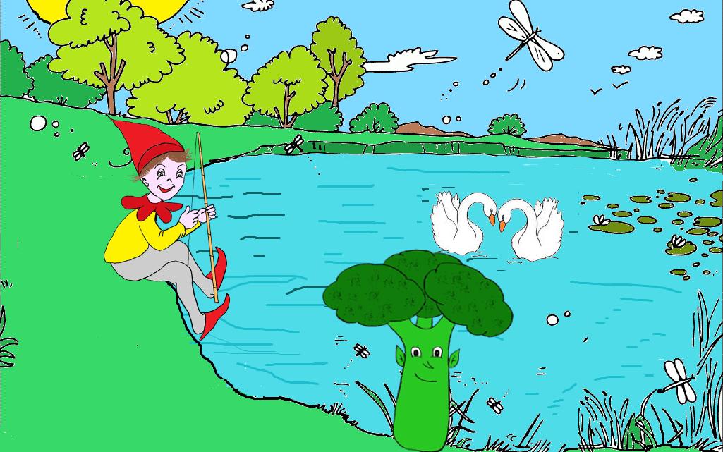 Broccoletto folletto e la magia del bosco incantato