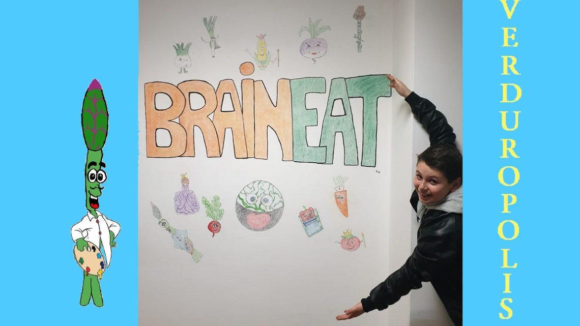 Gioiosi, sani e creativi con Verduropolis di Braineat