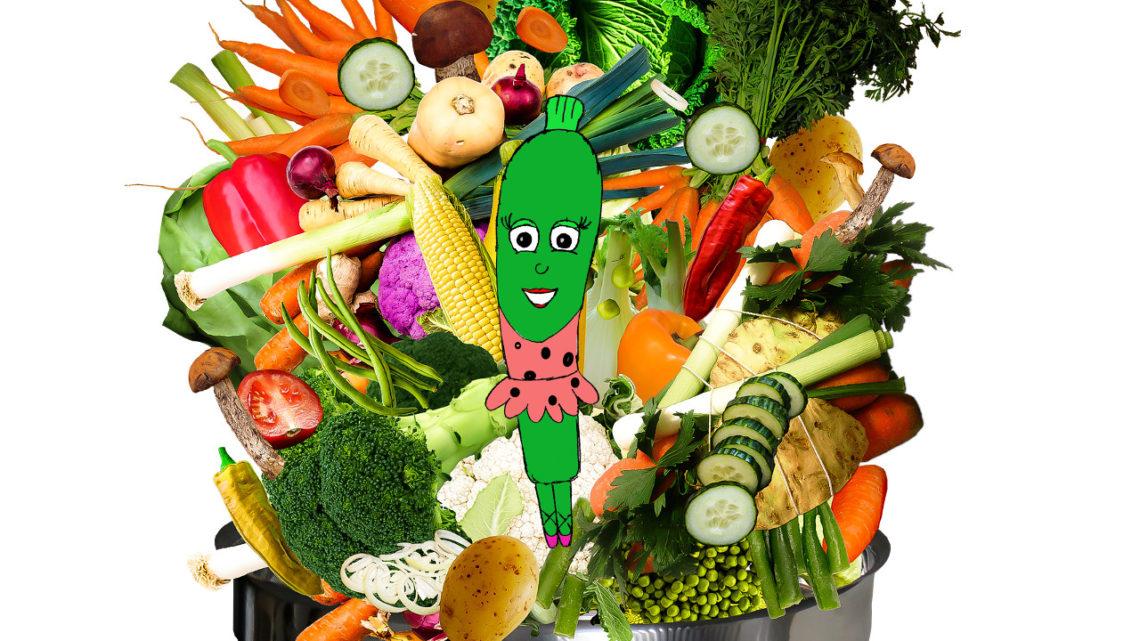 Ricetta del venerdì: Maffin in tutù con le zucchine