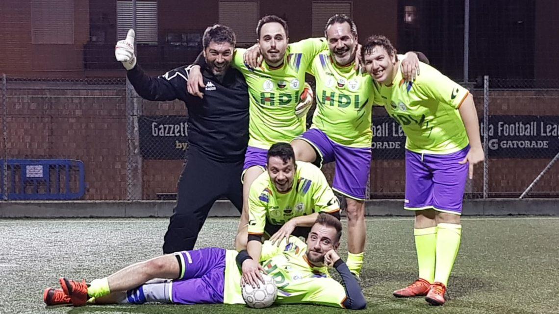 BrainEat calcio a 5, finalmente si torna alla vittoria!