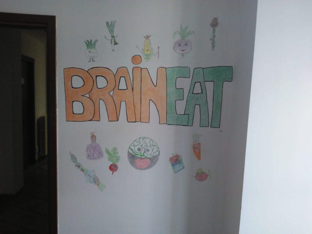 braineat logo muro