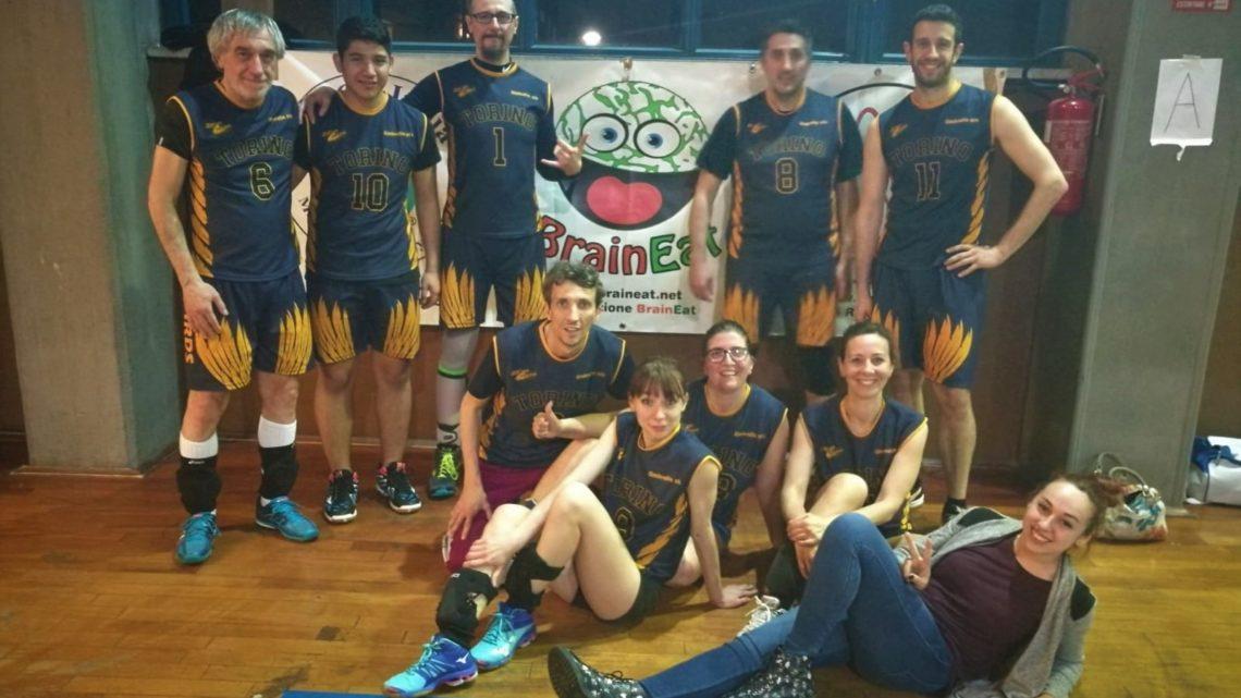 BrainEat Volley: gli unicorni non bastano, la vittoria è nostra!