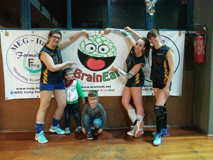 BrainEat Volley: la squadra non regge la Grappa 2.0