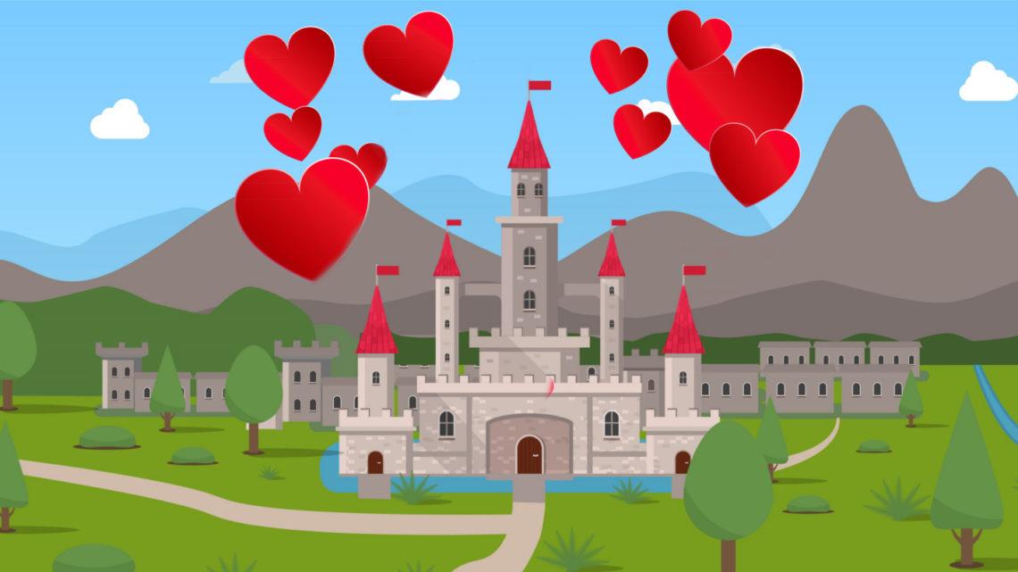 Favole della buonanotte: amore e segreti a Verduropolis!