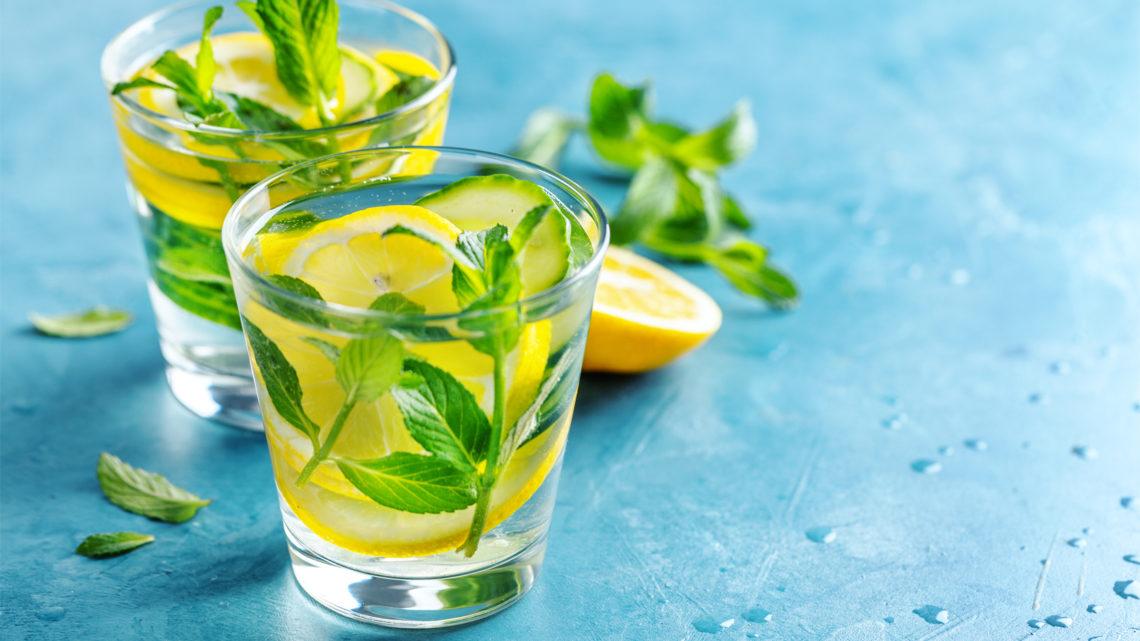 Ricette dal mondo: special cocktail con limone e cetriolo