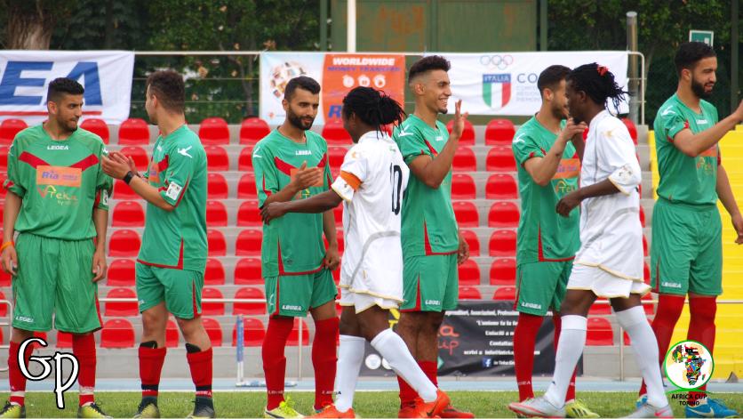 Africa Cup Torino 2019, lo spettacolo è cominciato!